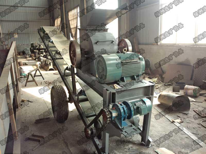 铜米机 铜米破碎机 废旧电线电路板成套回收设备 炉渣