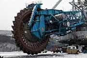 世界最大电锯重45000吨