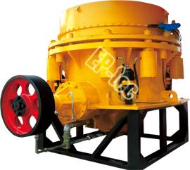 液压圆锥破碎机-上海机械设备加工