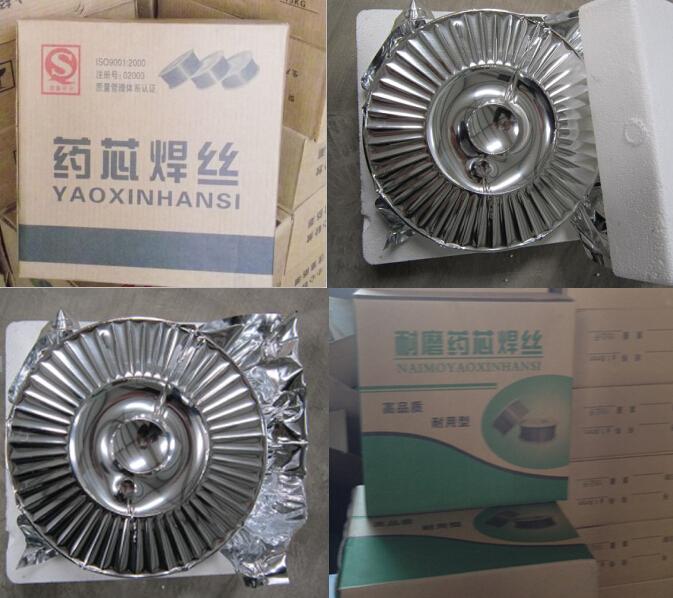 YD990耐磨堆焊焊丝