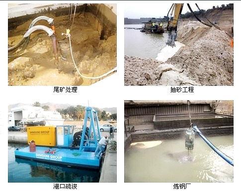 大浓度矿用采砂泵-专业制造厂家