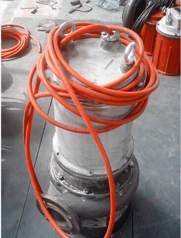 不锈钢耐酸碱潜水排沙泵