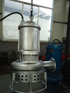 潜水抽泥沙泵/沙石泵/污泥清淤泵