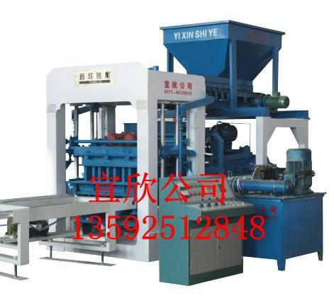 供应广东中山6-15全自动透气吸水砖机 波纹砖机 波浪砖机生产厂家