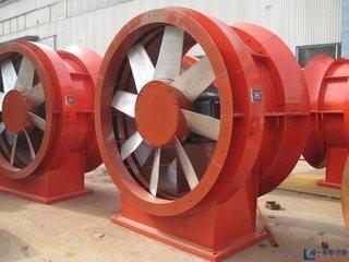 矿用主扇风机K40-8NO14风机生产厂家