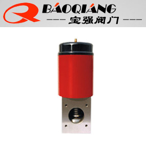 真空阀�供应商 DDC-JQ电磁真『空带充气阀