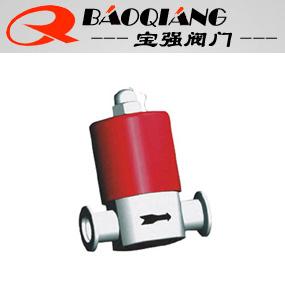 诚信厂家GDC-5 电磁高真空挡板阀