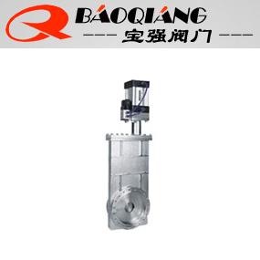 ?优质厂家CCQ 气动超高真空插板阀