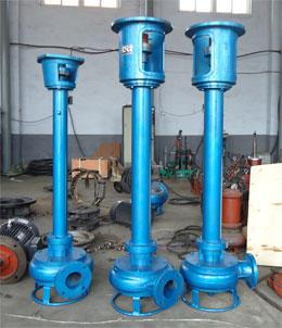 立式耐磨清淤泵 潜水砂浆泵 电厂粉煤灰浆泵