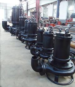 潜水泥砂泵,污水泥浆泵,河道抽沙泵
