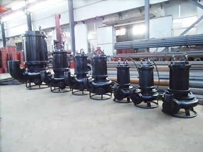 高温耐磨渣浆泵、潜水污泥泵、电厂煤泥泵