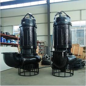 潜水耐磨抽砂泵_高效节能砂浆泵_耐用尾矿砂泵