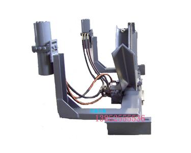 皮带机全自动液压纠偏器
