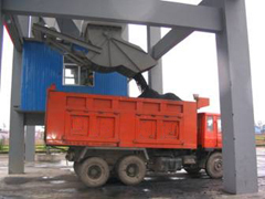 电液动防寒装车闸门、煤矿专用装车闸门