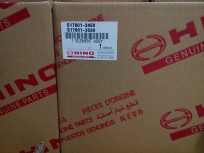 S17801-3450日野700空气滤清器