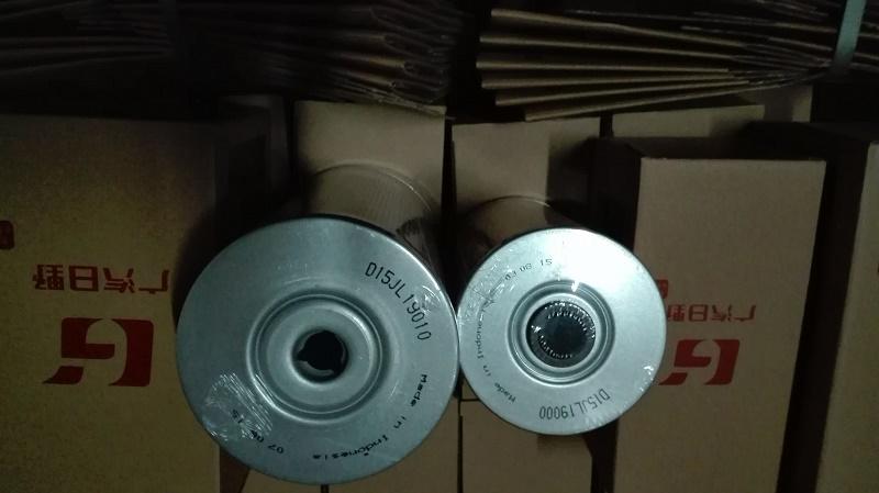 D15JL19000广汽日野机油滤芯