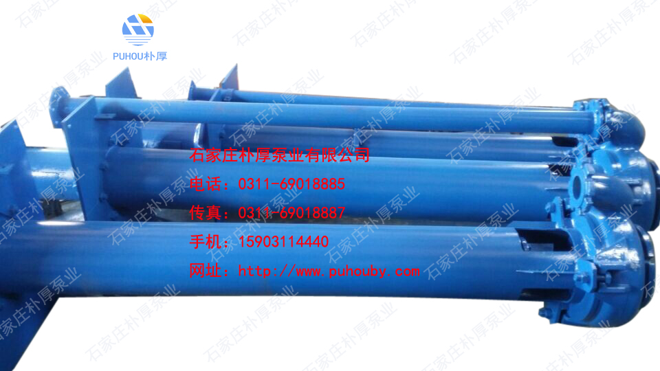 100RV-SP液下渣浆泵