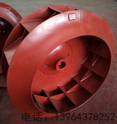 离心风机叶轮生产
