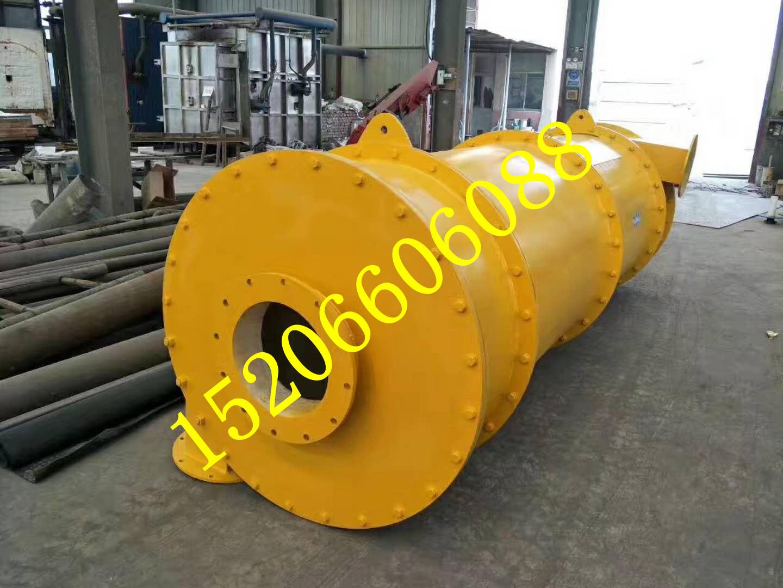 洗煤三产品重介质旋流器1200/850