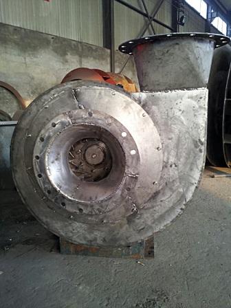 9-26-7.1D钛风机,防腐高压风机