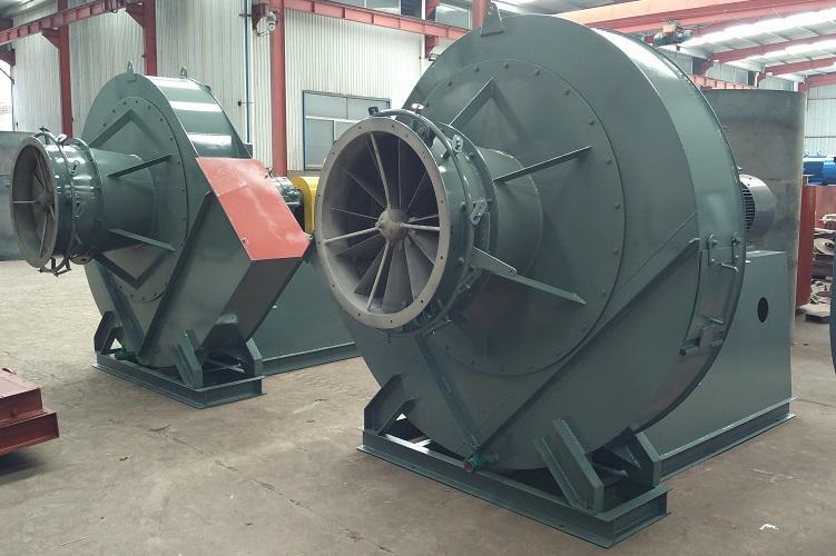 Y6-41高温风机山东厂家,脱硫离心风机