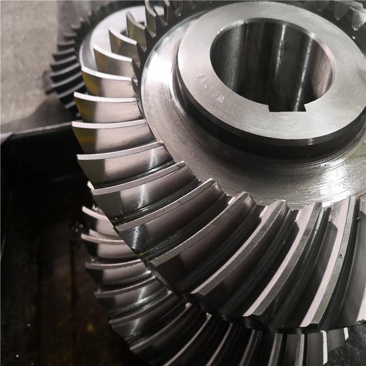 减速机螺旋锥齿轮