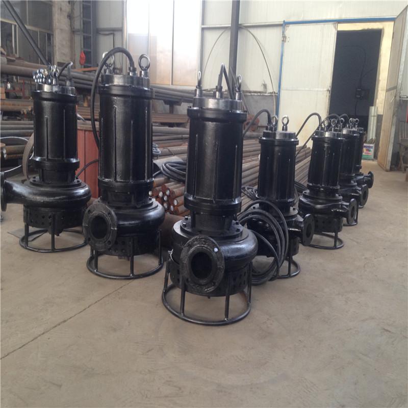 洗煤厂清理煤浆潜水泥浆泵