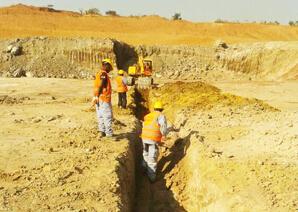 刚果铜和金产量第一季度激增