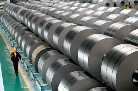 河北钢铁宝钢联手共建中国钢铁电商