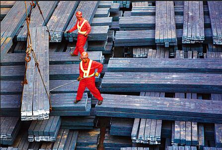 上半年大中型钢企亏损加剧 扩大至216亿