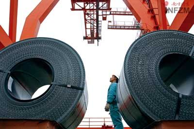 中国钢铁需求降温 加快产能淘汰及行业重组