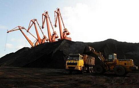 环渤海四港煤炭库存增至879.5万吨