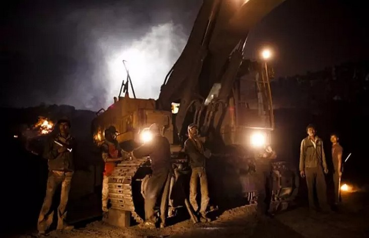 煤炭价格继续疯涨